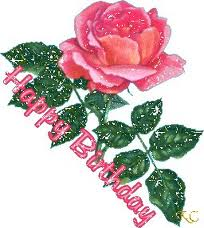 Happy B-day, rosebud! :*