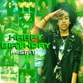 Happy Birthday, My Sweetest & Sexiest Misfit & Love you, baby!!!!! :D ;D <3 ;* B) ; { D :* XO =O - princeton-mindless-behavior photo