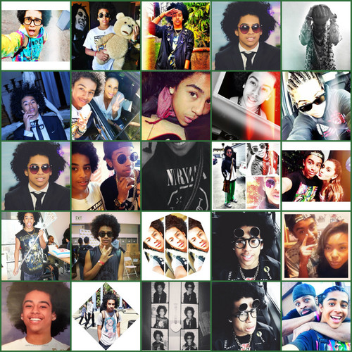 Happy Birthday, My collage of Princetyboo LOL!!!!!! XD :D ;D <3 B) ;* :* XO =O ; { D