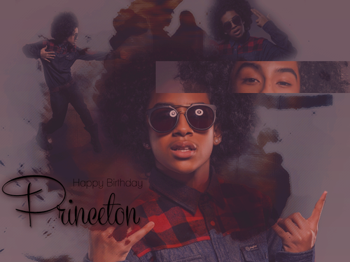 Happy Birthday, Princeton & I always love you no matter what!!!!! :D ;D <3 ;* :* B) =O XO ; { D