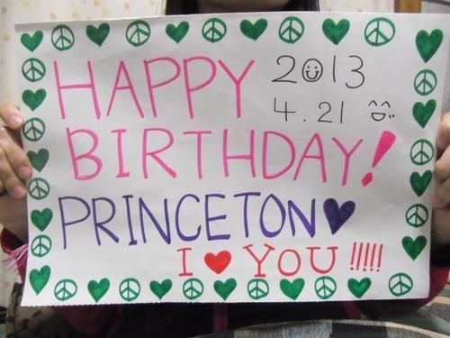 Happy Birthday, Princetyboo!!!! <3 ;D XO =O ;* :* :D B)