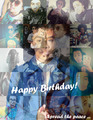 Happy Birthday, Princetyboo & Spread the peace & luv you, boo boo LOL!!!! XD ;D <3 XO =O :D ;* :* B) - princeton-mindless-behavior photo