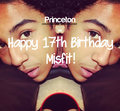 Happy Birthday, Sexy misfit &amp; I wuv you!!!! XD :D =O XO &lt;3 ;D ;) :) ; { D B)  - princeton-mindless-behavior photo