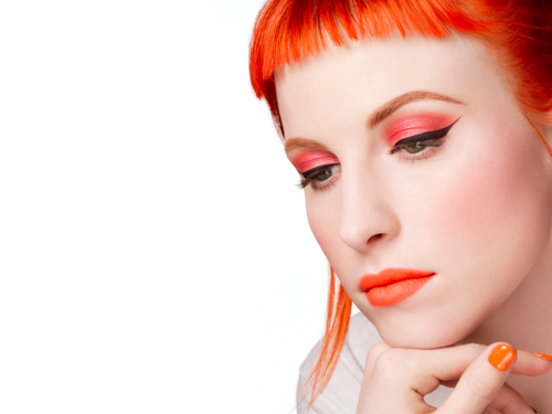 Paramore fond d'écran titled Hayley for MAC
