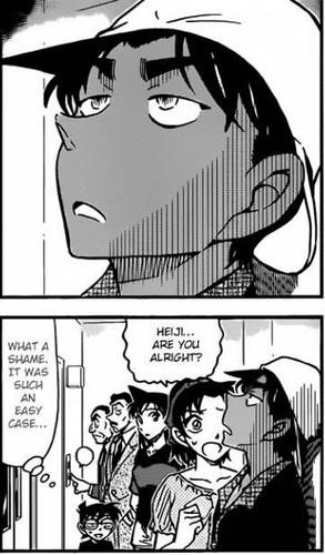 Heiji Hattori's Face of Doom