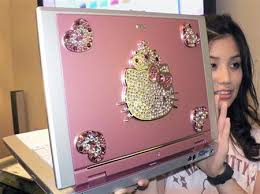 Hello Kitty Laptop