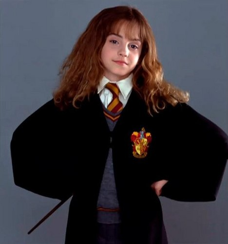 Harry Potter karatasi la kupamba ukuta possibly with a well dressed person entitled Hermione