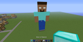 Herobrine :D - minecraft photo