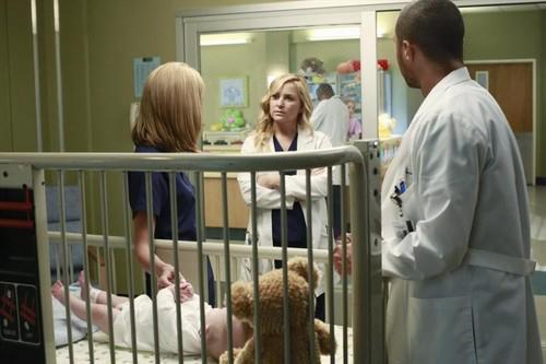Hilarie 伯顿 Grey's Anatomy Promos
