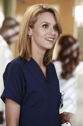 Hilarie 伯顿 Grey's Anatomy Promos