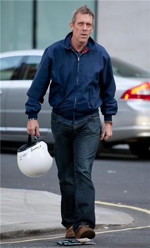 Hugh Laurie 17.04.2013