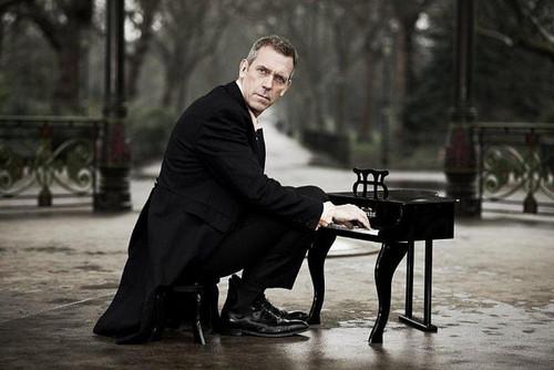 "Hugh Laurie ""Didn't it Rain"" Photoshoot 2013"