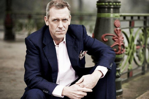 "Hugh Laurie ""Didn't it Rain"" Photoshoot 2013"
