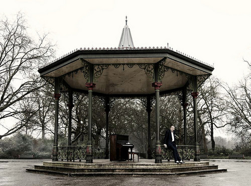 Hugh Laurie - Didn't it Rain - Photoshoot 2013