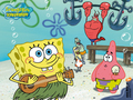 spongebob-squarepants - Hulu Spongbob wallpaper