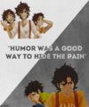 Humor Was a Good Way - the-heroes-of-olympus photo