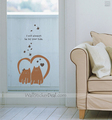 I Will Always Be Your Side Animals Wall Stickers - home-decorating photo