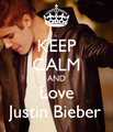 I love you Justin :)
