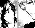 Ichigo and Rukia - ichigo-and-rukia-sun-and-moon photo