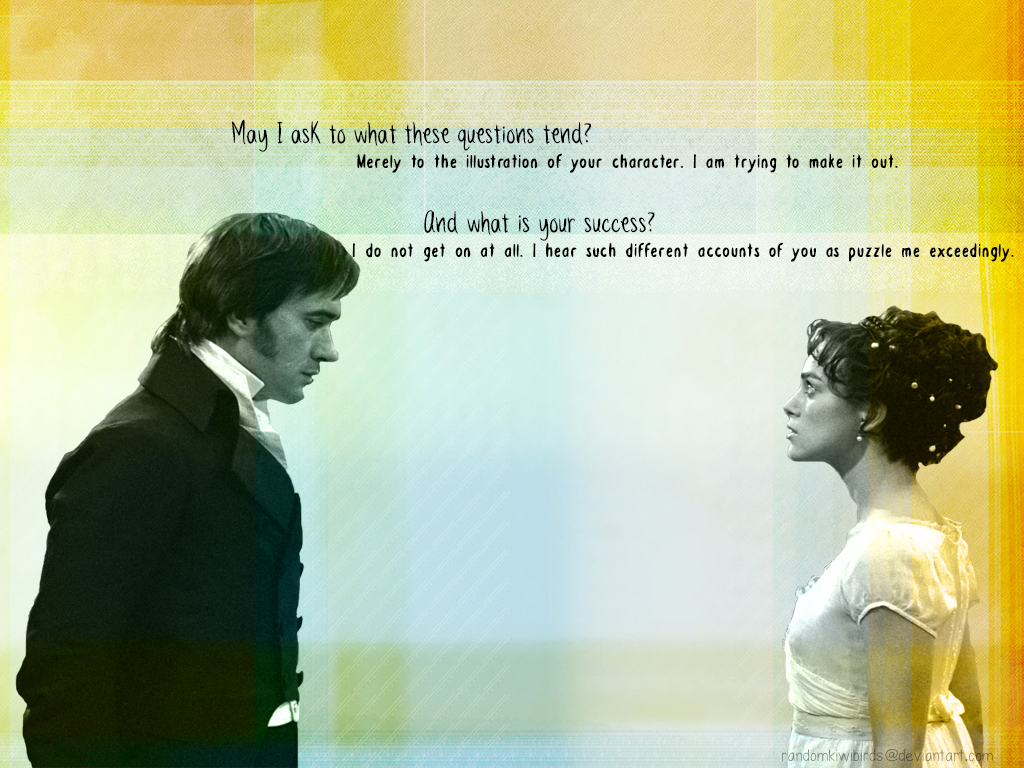 pride and prejudice quotes wallpaper quotesgram