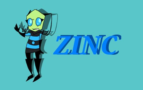 Invader Zinc