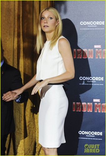 Iron Man 3 Gernany 照片 call