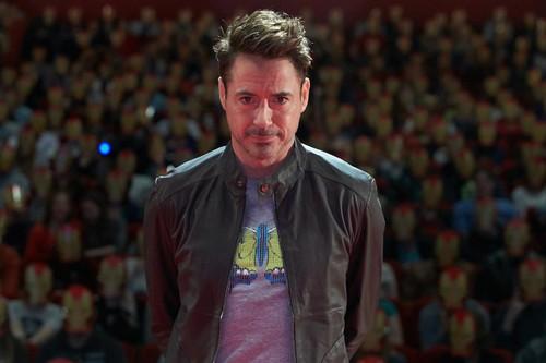 Iron Man 3 Tour - Russia
