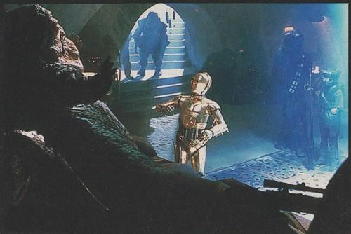 Star Wars wallpaper called Jabba the Hutt
