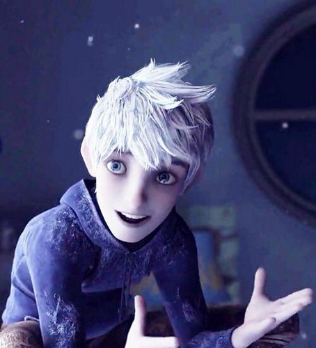 Rise of the Guardians Hintergrund possibly containing a triceratops titled Jack Frost