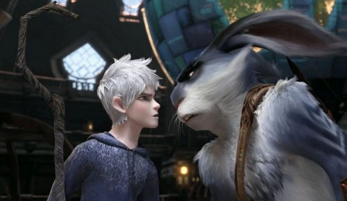Rise of the Guardians wallpaper probably containing a lippizan titled Jack Frost