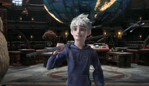 Rise of the Guardians wallpaper possibly containing a street titled Jack Frost