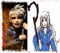 Jack frost And Winter Snow - jack-frost-rise-of-the-guardians fan art