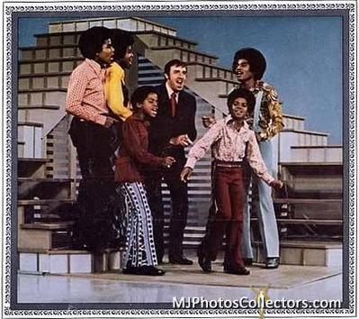 """Jackson 5 On """"The Jim Nabors Show"""""""