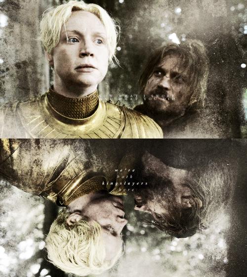 Jaime & Brienne - Jaime and Brienne Fan Art (34224326 ...