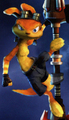 Jak And Daxter The Lost Frontier Wallpaper Daxter Close Up - jak-and-daxter photo