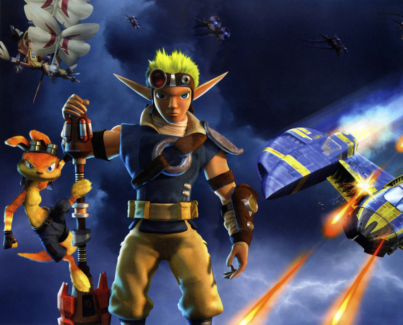 Jak And Daxter Wallpaper 12835803: Naughty Dog Effectively Rules Out A Return To Crash