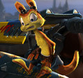 Jak X Wallpaper Daxter Close Up - jak-and-daxter photo