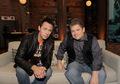 James Gunn & Patton Oswalt - the-talking-dead photo