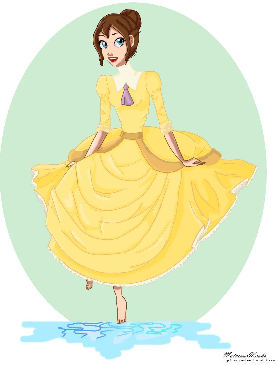 Jane Disney Princess
