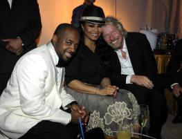 Janet And Former Boyfriend, Jermaine Dupri