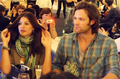 Jared & Genevieve - jared-padalecki-and-genevieve-cortese photo