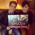 Jeremy and Andy - smash photo