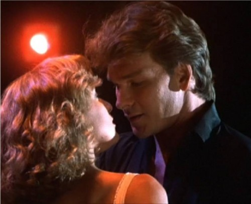 Johnny Castle(Patrick Swayze)