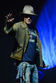 Johnny Depp at CinemaCon 2013 Disney