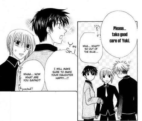 Yuki and Kakeru