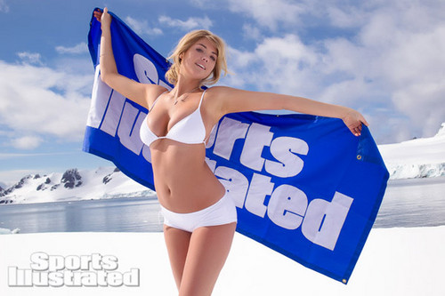 "Kate Upton hình nền possibly with a bikini and a đồ bơi, áo tắm titled Kate Upton for ""Sports Illustrated"" - (2013)"