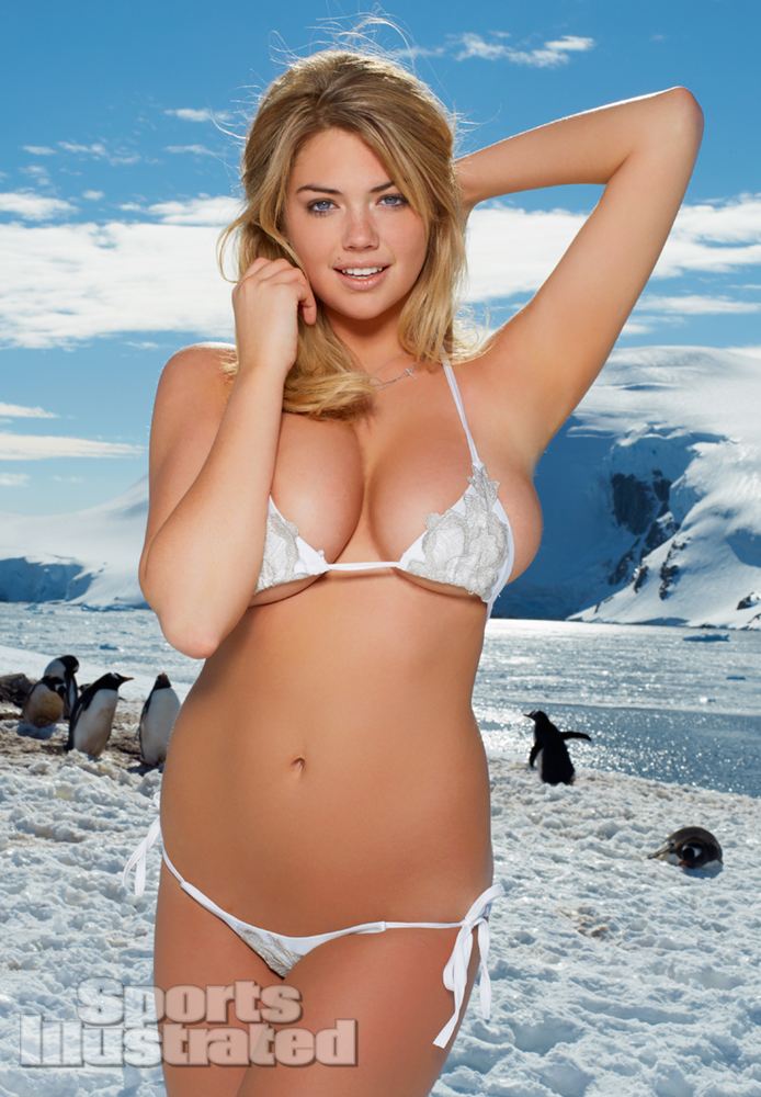 "Kate Upton Kate Upton for ""Sports Illustrated"" - (2013)"
