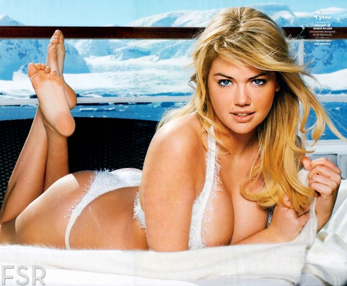 "kate upton wallpaper possibly with skin and a portrait called Kate Upton for ""Sports Illustrated"" - (2013)"