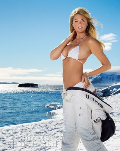 "kate upton fondo de pantalla possibly containing a bikini called Kate Upton for ""Sports Illustrated"" - (2013)"
