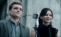 Katniss &amp; Peeta - Catching Fire teaser trailer - jennifer-lawrence-and-josh-hutcherson photo